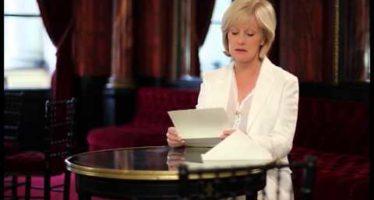 Des mots pour Alzheimer – Lecture d'Elisa Servier