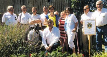 Cent rosiers pour le centenaire du Lions Clubs