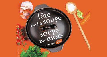 Fête de la soupe, soupe de mots… Dimanche 13 novembre 2016, au jardin du Plessis Sasnières