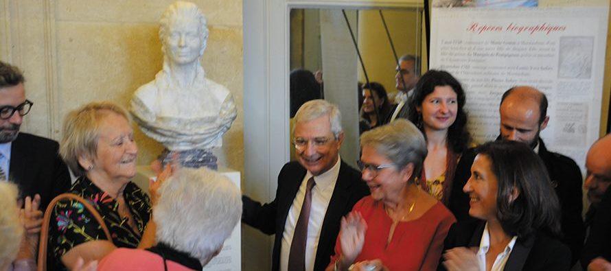 Olympe de Gouges est entrée à l'Assemblée nationale