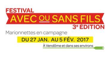3ème Festival «Avec ou sans fil» de janvier à février 2017