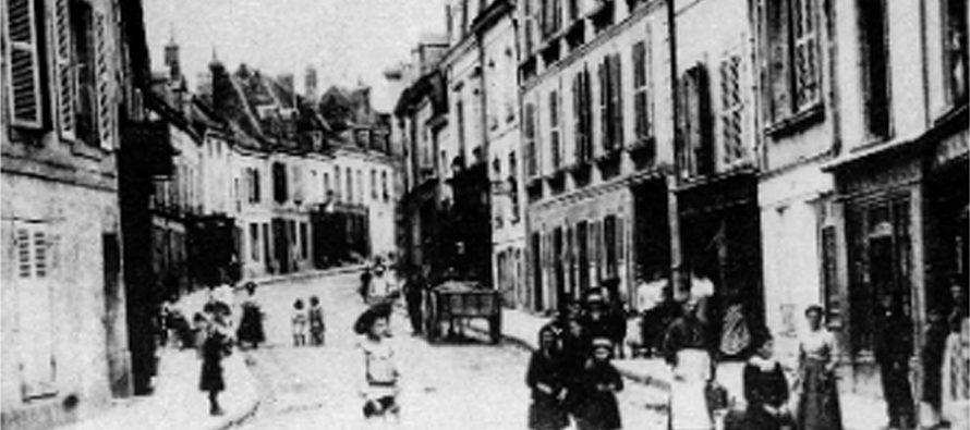 Lorsque M. de Chartres , le futur roi des Français, séjourna à Vendôme