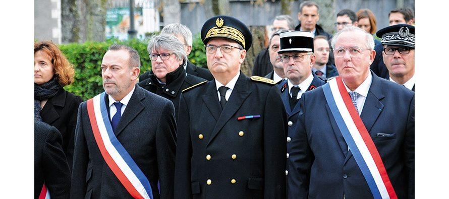 Jean-Pierre Condemine a pris ses fonctions