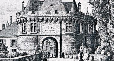 Quand S. M. l'Empereur Napoléon passait par Vendôme
