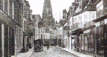 Quand les rues anciennes de Vendôme étaient débaptisées.