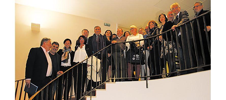 Nouveau bureau à la CCI : Yvan Saumet réélu