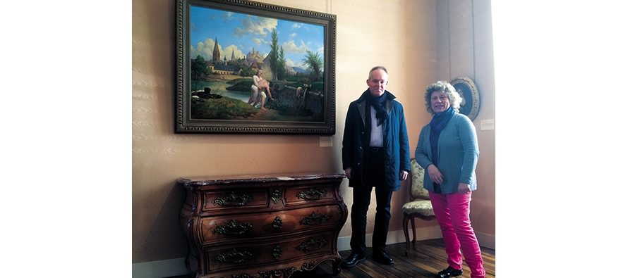 Versailles-Vendôme, l'art s'échange
