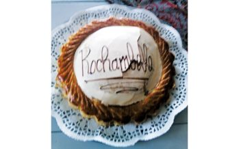 Déclinaison du gâteau Le Rochambeau