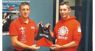 Changement de présidence à L'USV Triathlon