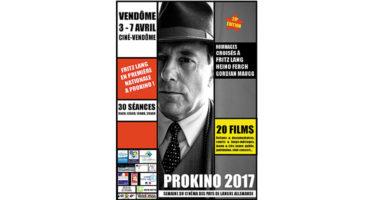 PROKINO 2017, le programme est lancé