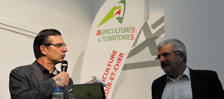 L'agriculture de demain passera par le numérique ou périra