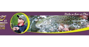 La Fédération de Pêche du Loir-et-Cher vous souhaite une belle année 2017