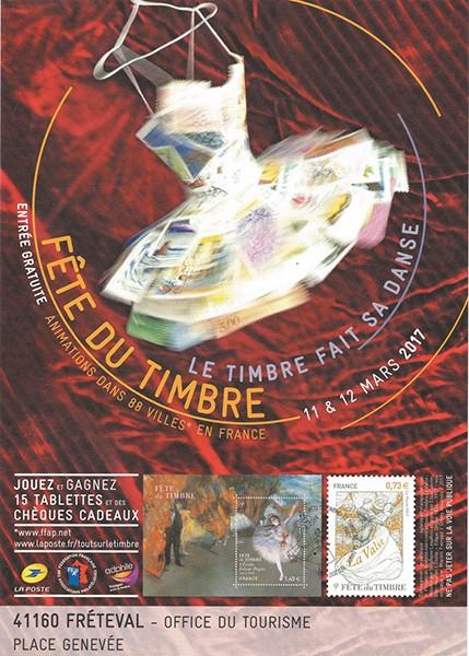 F te du timbre 2017 samedi 11 et dimanche 12 mars 2017 for Salon du timbre 2017