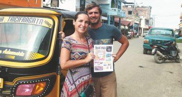 Laura et Lucas partent à l'aventure !