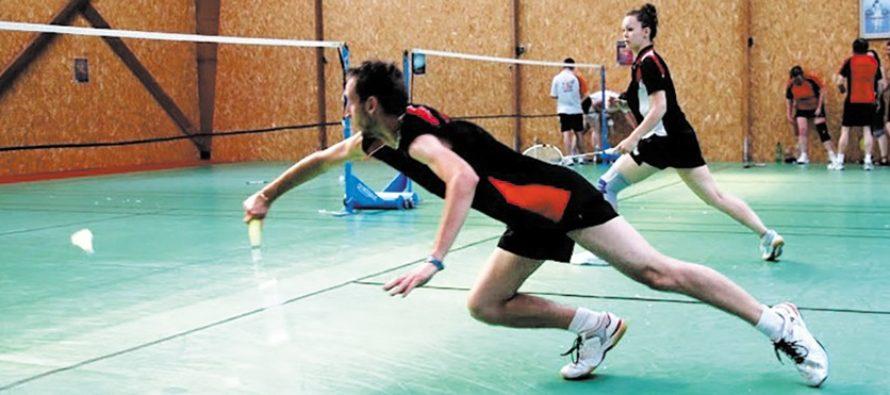 Badminton : bonne reprise en 2017 avant le tournoi de Vendôme