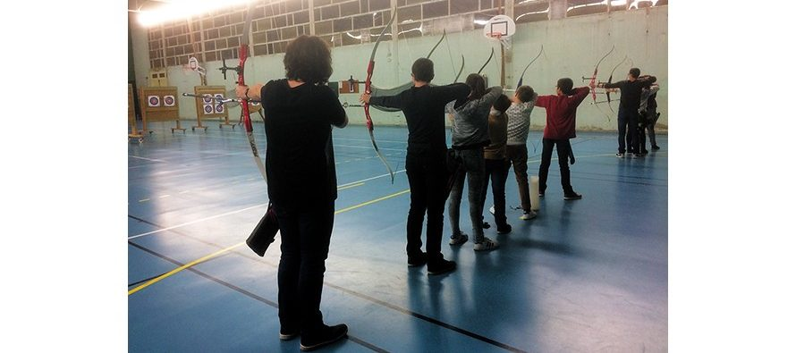Concours de jeunes archers – Archer Club vendômois
