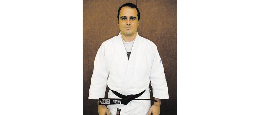 Nouvelle ceinture noire au judo club de Montoire