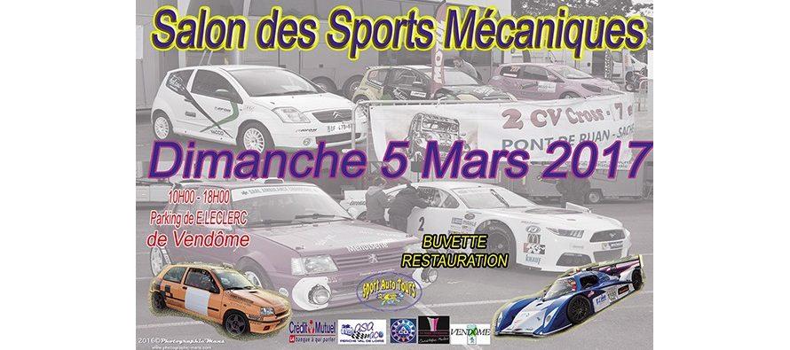 Salon des sports mécaniques 2017