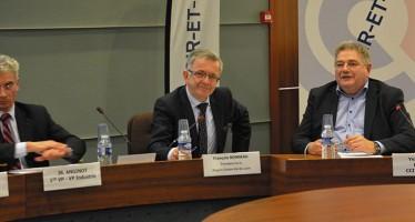 La CCI de Loir-et-Cher, en sursis, a reçu François Bonneau, président de la région