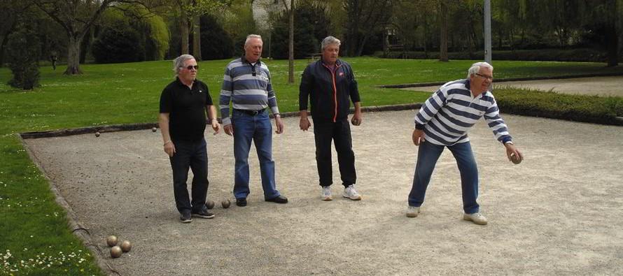 La Boule lyonnaise à Vendôme