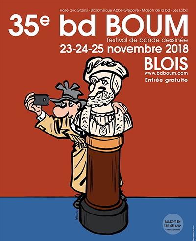 Bd Boum ; bande dessinée