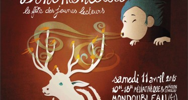 Le salon des Bonimenteurs, la fête des jeunes lecteurs
