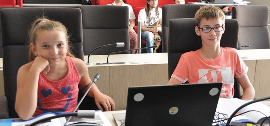 Conseil départemental Juniors
