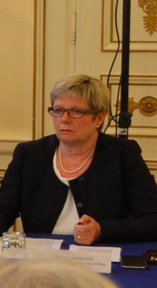 Catherine Lhéritier ; Association des maires ; Damien Hénault ; Jean-Marie Janssens