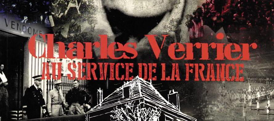 Charles Verrier par Mgr Philippe Verrier