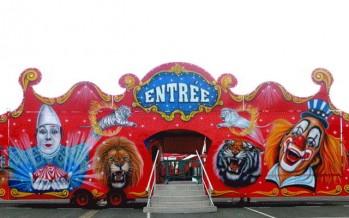 Le cirque Zavatta Douchet à Vendôme !