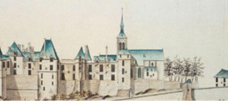 Fouilles archéologiques à la collégiale Saint-Georges
