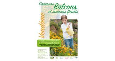 Inscriptions au concours des maisons et balcons fleuris