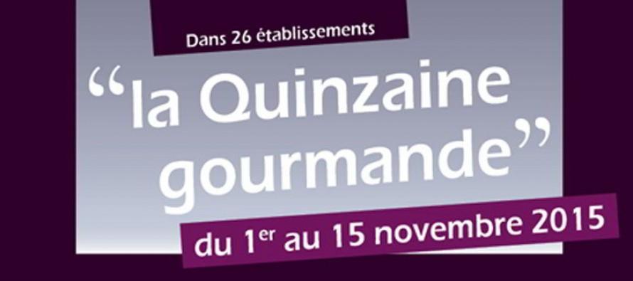 Du 1er au 15 novembre, vivez la Quinzaine gourmande avec Cuisine en Loir-et-Cher !