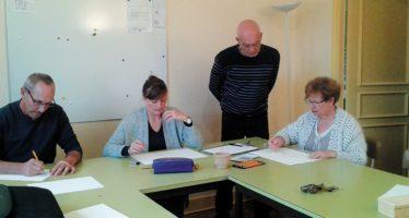 Patrice Rat, nouvel intervenant pour l'atelier de dessin aquarelle à DEEME