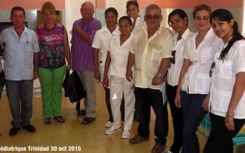Un pont noué entre Cuba et la France