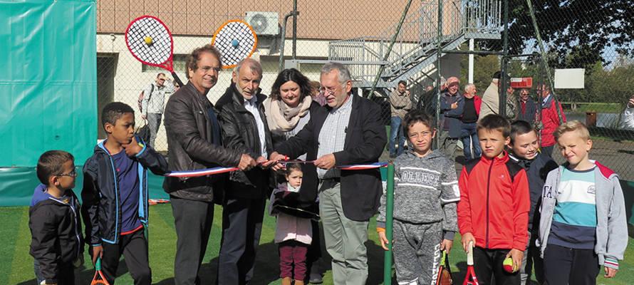 tennis de Droué ; Droué