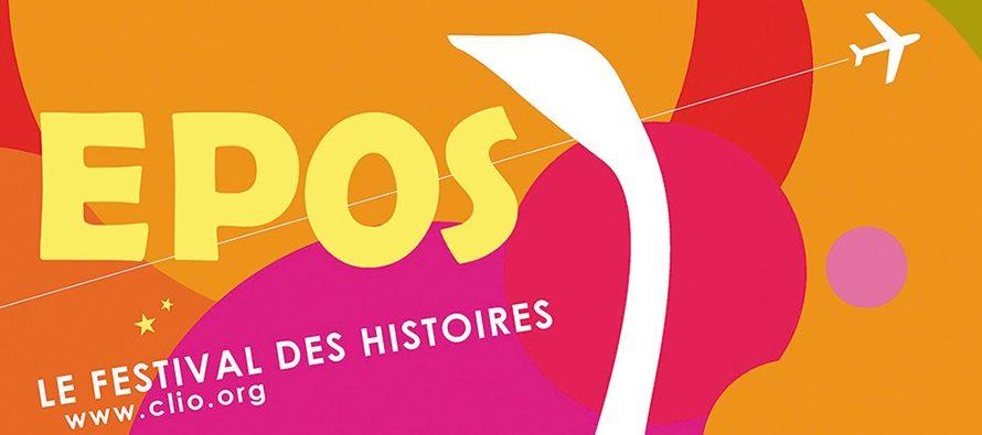 EPOS, le festival des histoires, fête sa 12e édition de 24 au 30 juillet 2017