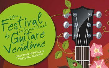Festival de guitare de Vendôme