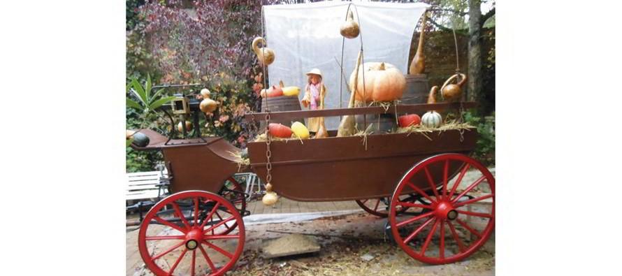 Fête de l'automne au Hameau de Rochambeau – dimanche 11 octobre