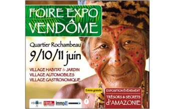 Foire Expo de Vendôme : 9-10-11 juin 2017