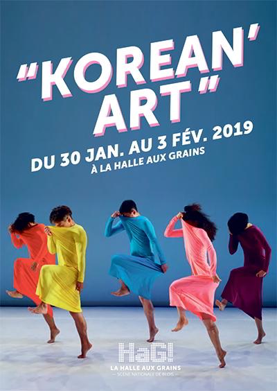 Halle aux Grains ; Corée