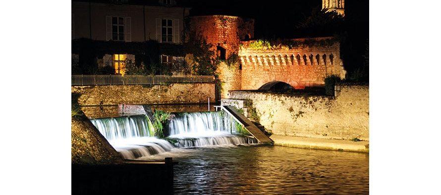 Vendôme ville d'eau et de lumière : Première étape…