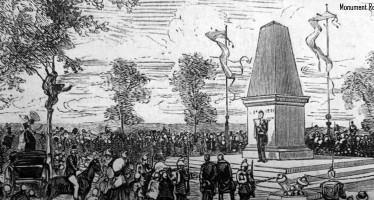 1870/71 : deux monuments commémoratifs quelque peu méconnus