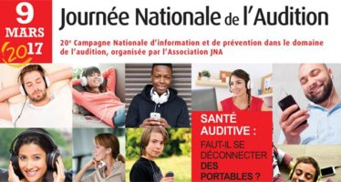 Journée nationale de l'audition, jeudi 9 mars 2017