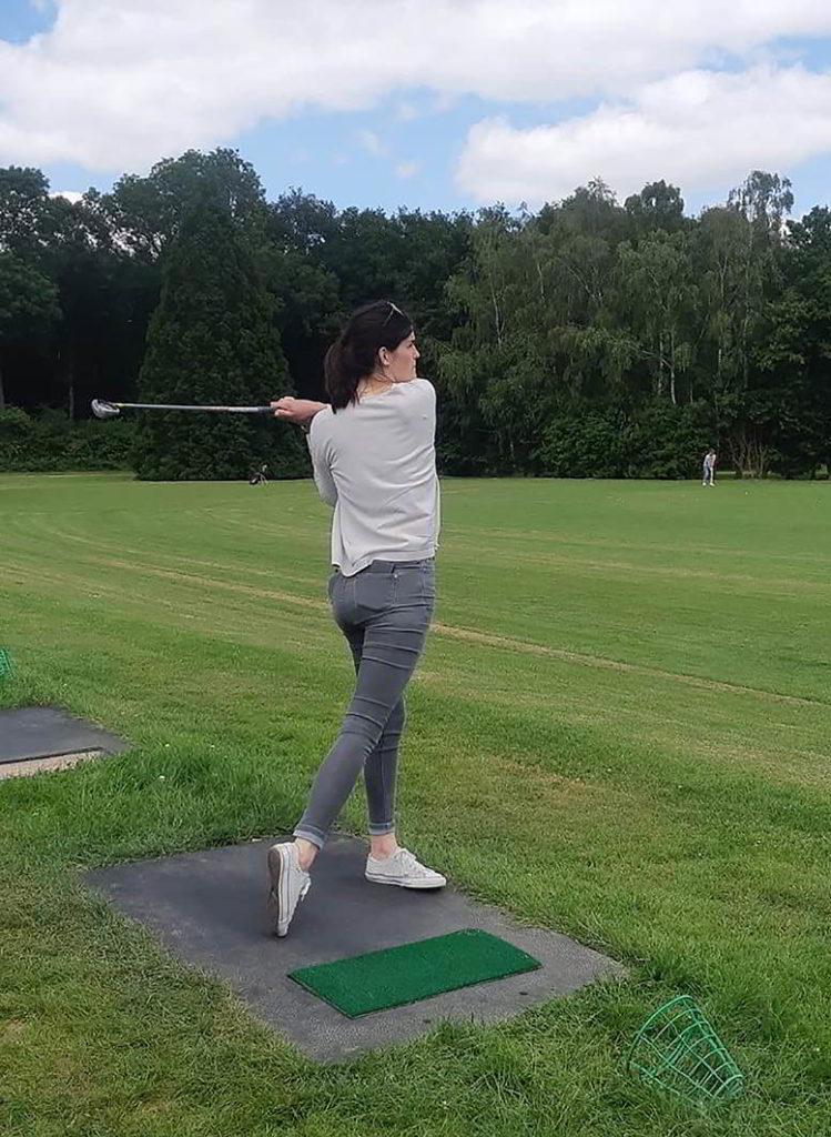 golf ; Bosse