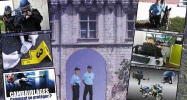 Journée découverte de la gendarmerie VENDÔME : Samedi 21 mai