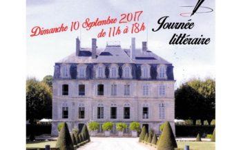 Journée littéraire au château de Meslay