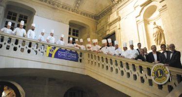 Restaurateurs et Lions unis pour lutter contre le diabète des jeunes