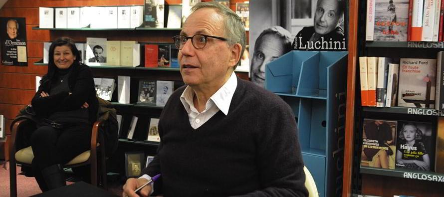 Signature du livre «Comédie française»