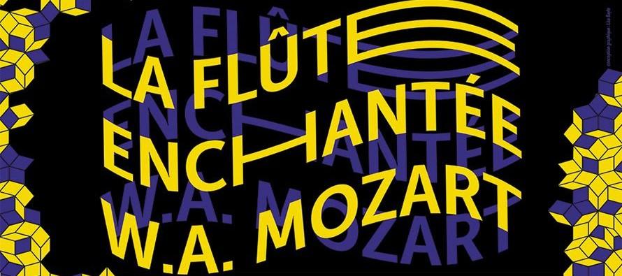 «La flûte enchantée» de Mozart